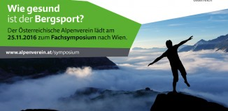 "Fachsymposium ""Bergsport & Gesundheit"" (c) ÖAV"
