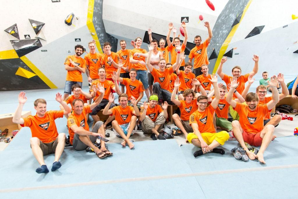 Ticket to Rockstars im Climbmax Stuttgart (c) Climbmax Stuttgart