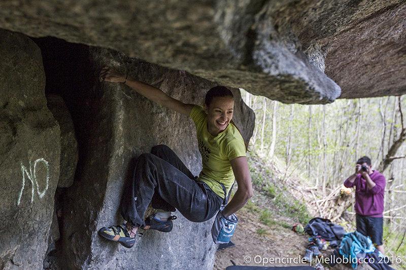 Melloblocco 2016 - Day 3: Climbing Karma (c) Open Circle