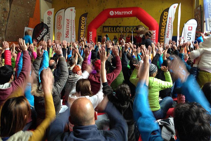 Melloblocco 2016 - Final day: The need to climb (c) Open Circle