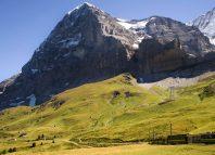 Visualisierung Eiger Express (c) Scheidegg Hotels