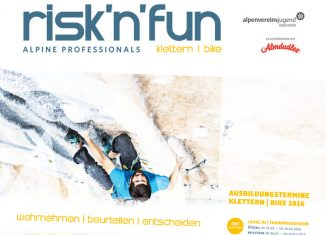 risk'n'fun KLETTERN 2016