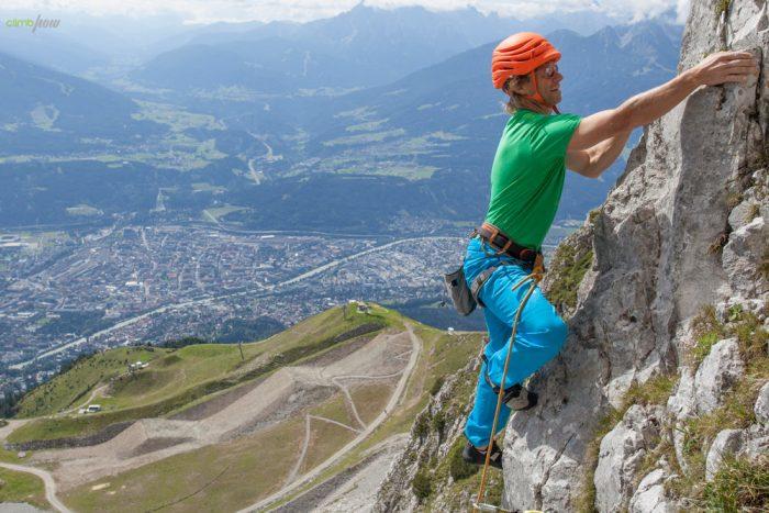 Von der Halle zum Fels: CLIMBHOW Klettercamp in Innsbruck (c) Klaus Kranebitter