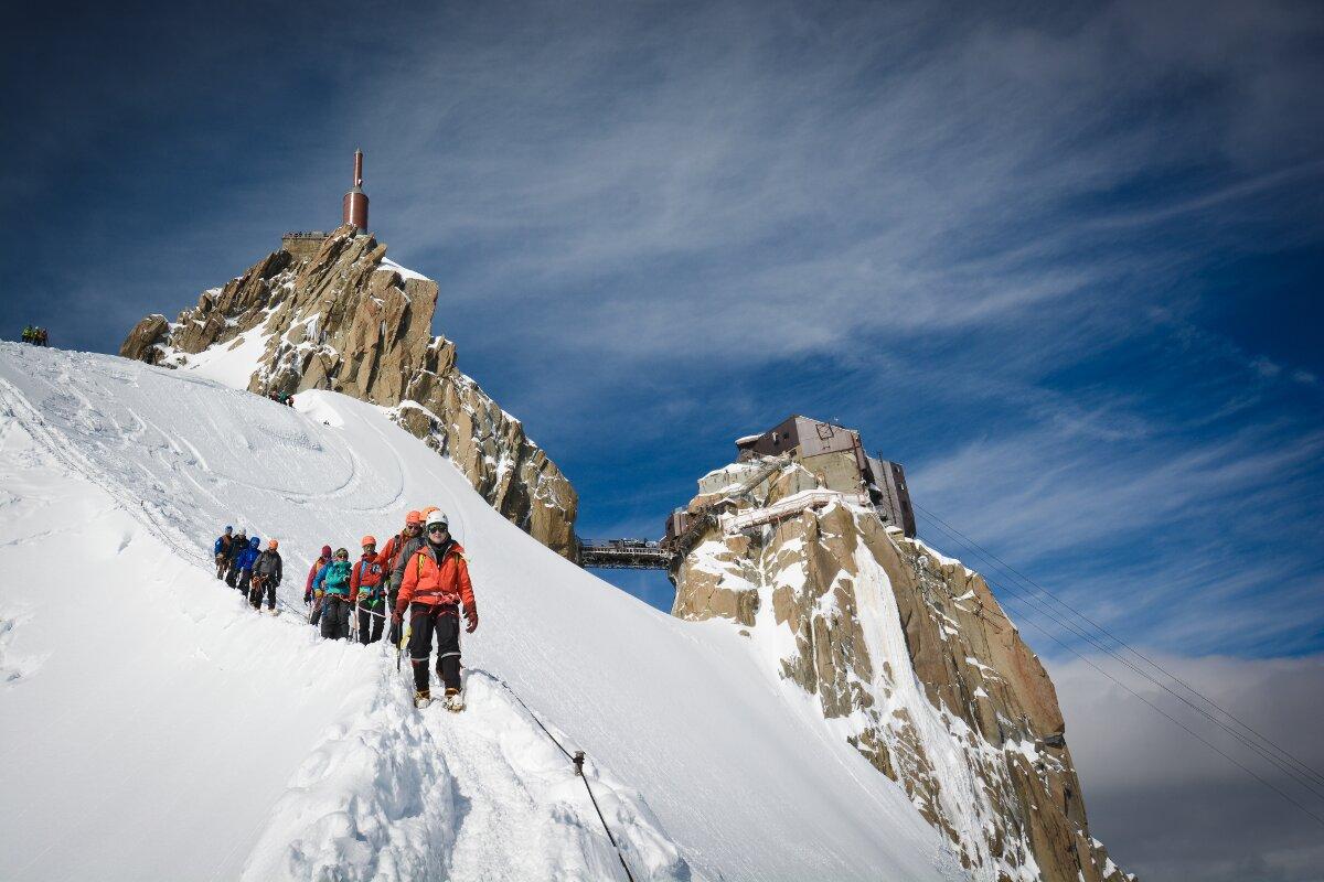 GORE-TEX Wetter bei der Arc'teryx Alpine Academy 2016 (c) Joachim Stark