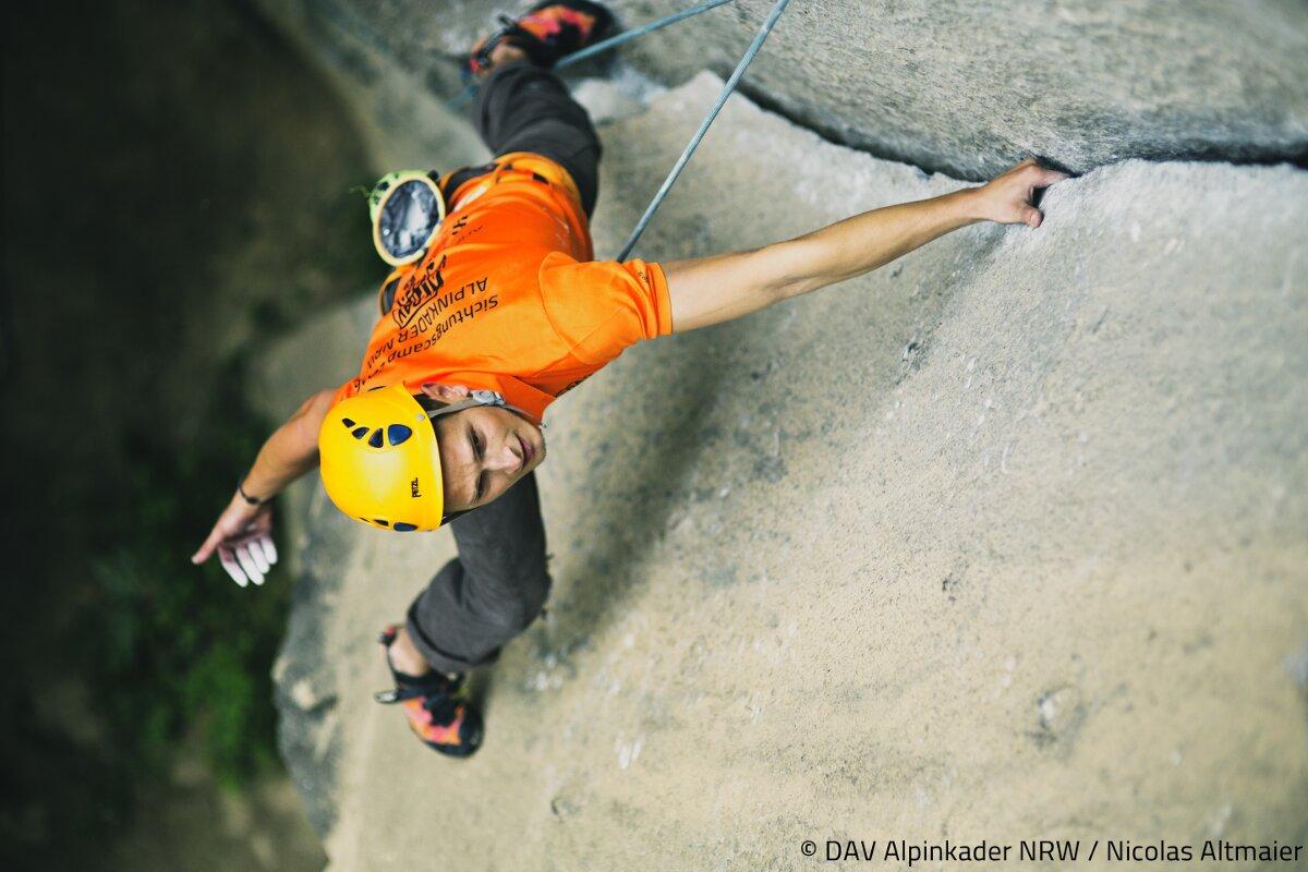 Erster Sichtungslehrgang des Alpinkaders NRW 2016 (c) Nicolas Altmaier