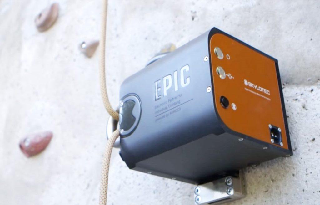 Das vollautomatische Sicherungsgerät 'EPIC' (c) AUROCO