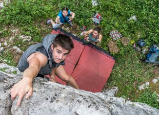 risk'n'fun startet in den Klettersommer 2016 (c) Heli Düringer