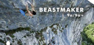 Heli Kotter klettert 'Beastmaker' (9a/9a+) (c) VAUDE
