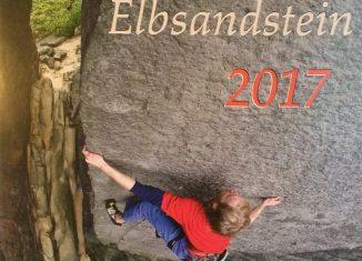 Klettern im Elbsandstein 2017 (c) Verlag Jäger