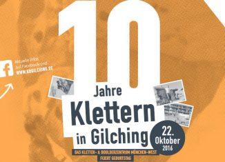 10 Jahre DAV Kletter- und Boulderzentrum München-West