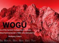 Edu Marin climbs 'WoGü (8c) (c) MAMMUT