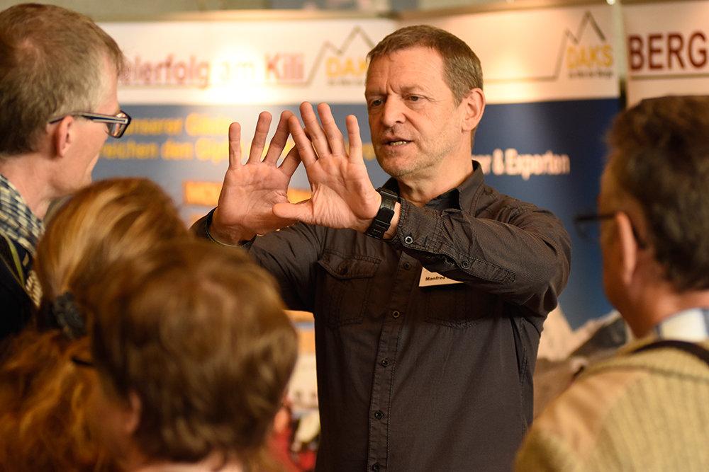 Kölner Alpintag 2016: Erfolgreich durch die neunte Etappe (c) Kölner Alpintag