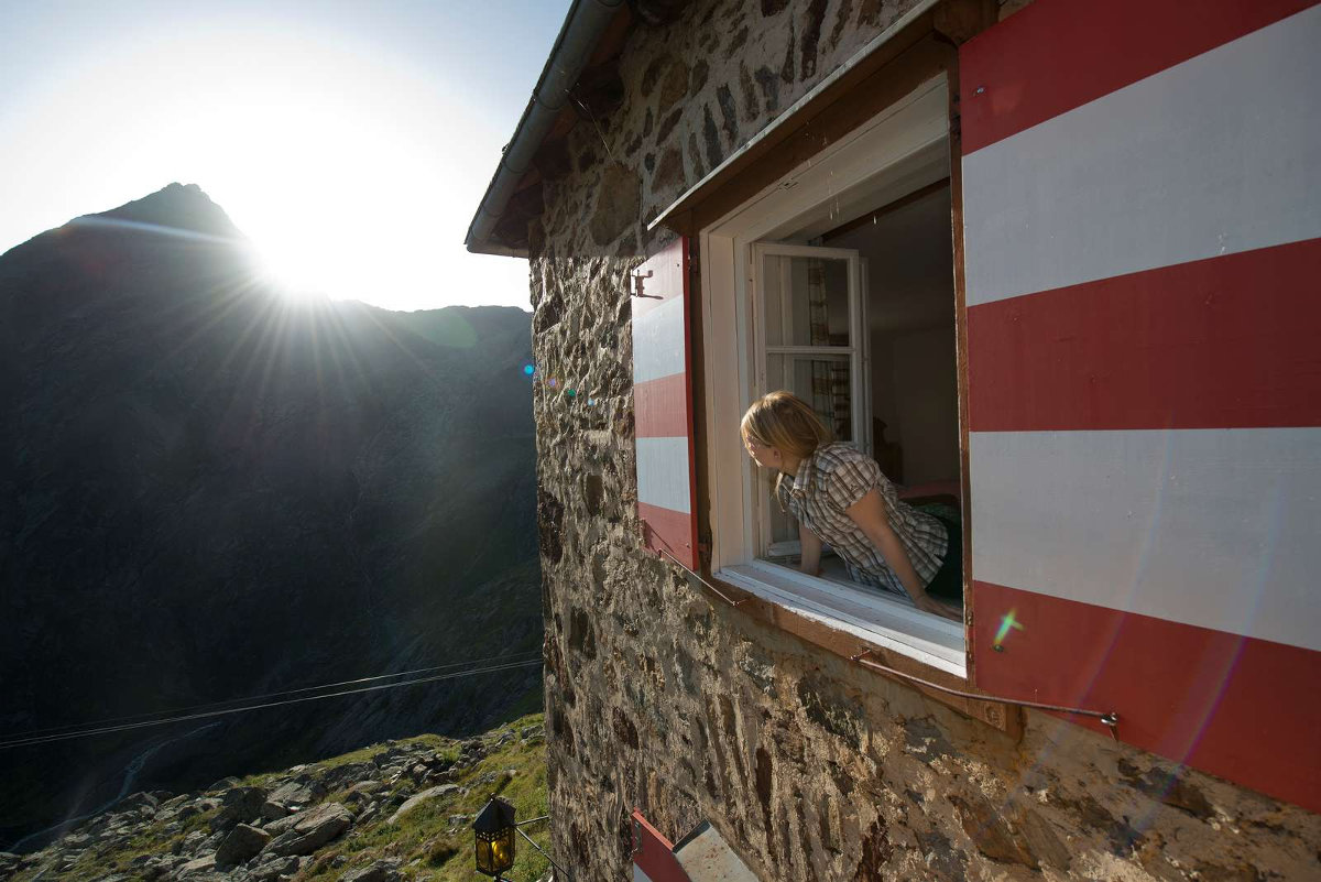 Sommerbilanz der Alpenvereinshütten 2016 (c) DAV/Thilo Brunner