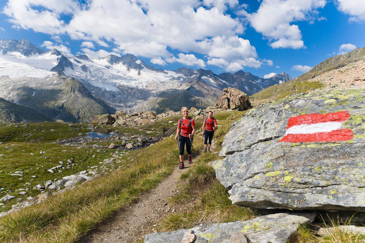 ÖAV veröffentlicht Studie zur Gesundheitswirkung des Bergsports (c) ÖAV/Freudenthaler
