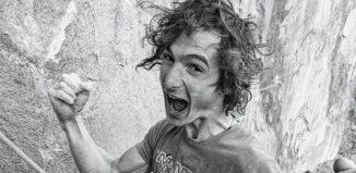 Adam Ondra in der 'Dawn Wall' (c) Heinz Zak