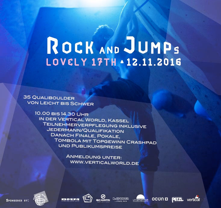 ROCK&JUMP 2016