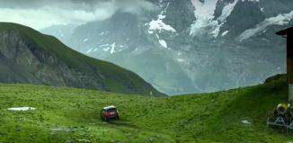 Range Rover Sport – Inferno Downhill Challenge (Screenshot YouTube Video)