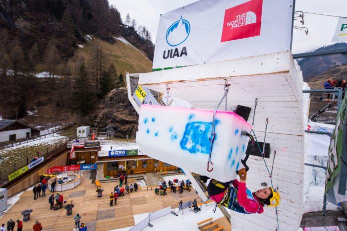 Der Eiskletterweltcup 2017 in Rabenstein rückt in den Fokus (c) HK-Media