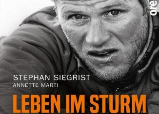 Stephan Siegrist - Leben im Sturm (c) Orell Füssli Verlag