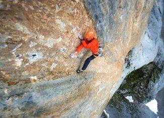 ORBAYU: A Climbing Odyssey With Nina Caprez And Cédric Lachat (c) Petzl Sport