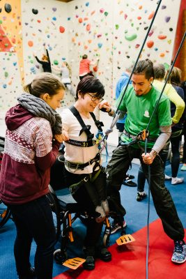 Paraclimbing-Workshop des KVÖ (c) Sebastian Freiler