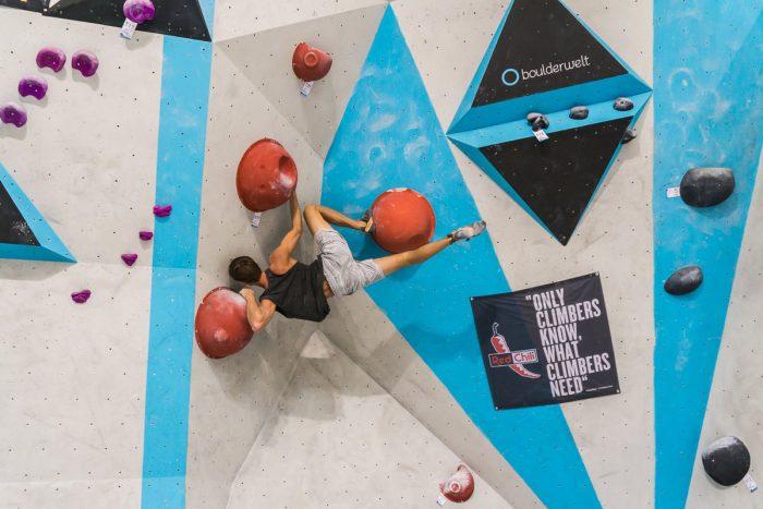 Kletterausrüstung München : Finale des boulderweltcups in münchen climbing