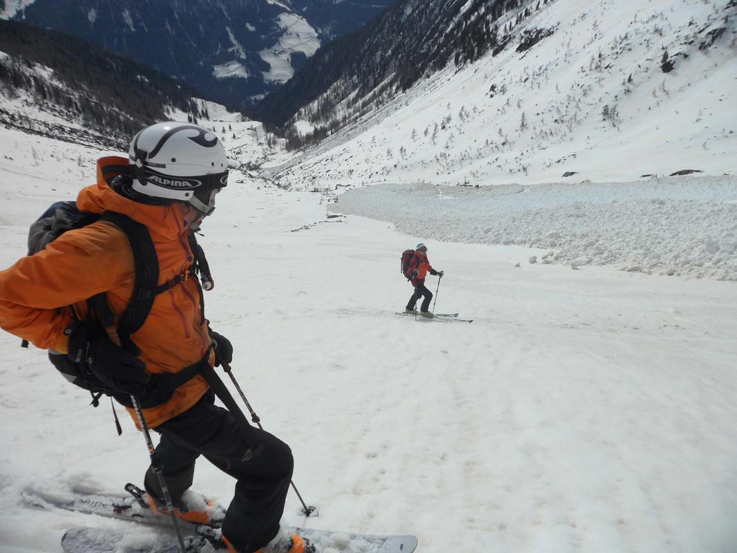An der Wollbachspitze/Zillertaler Alpen. (c) Thomas Bucher
