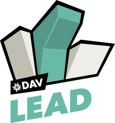 DAV Wettkampflogo Lead