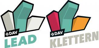 Neues Logodesign für DAV-Kletterwettkämpfe (c) DAV