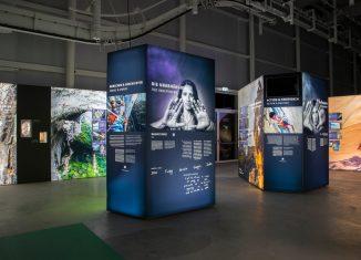 Ausstellung 'Klettergärten der Welt' (c) Vertical-Life