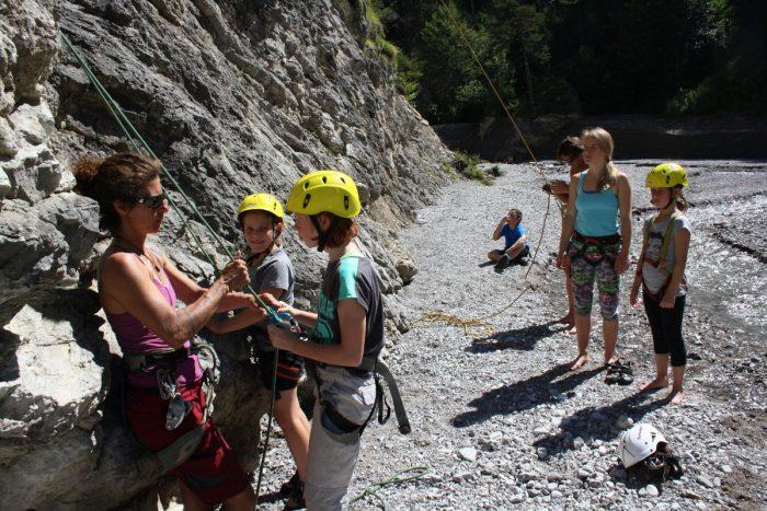 Kostenlose ClimbHow Schnupperkletterkurse in Zirl (c) ClimbHow