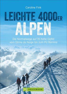 Leichte 4000er in den Alpen (c) Bruckmann Verlag