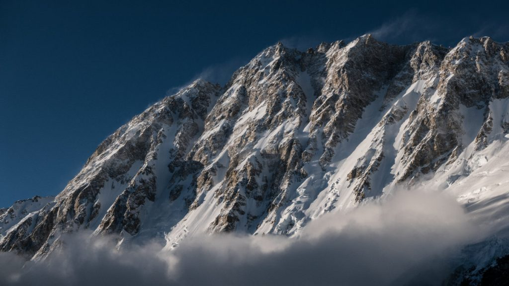 Der Shishapangma (8027 m)(c) The North Face