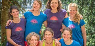 DAV-Expeditionskader 2017 der Frauen (c) DAV/Silvan Metz