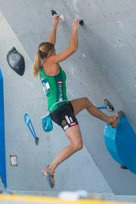 Katharina Saurwein (Team Austria) startet ins Halbfinale (c) KVÖ / Heiko Wilhelm