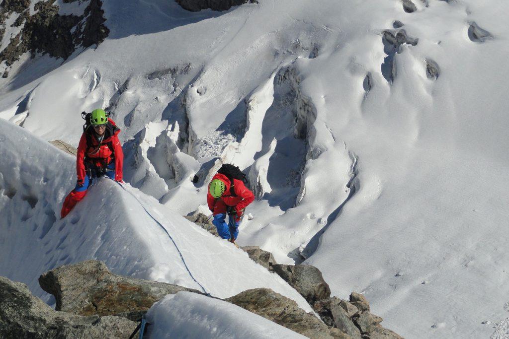 Junge Alpinisten (c) Alpenverein/Junge Alpinisten TEAM
