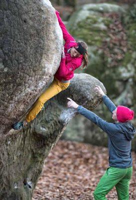 Anna Stöhr und Jakob Schubert (c) Mammut/Rainer Eder