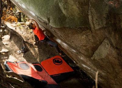 Faszination Bouldern: Allez, allez!