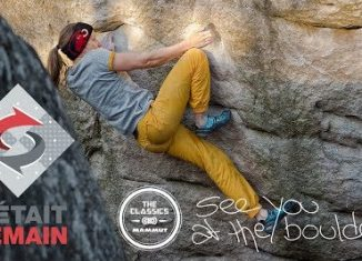 C'etait demain | The Classics | Boulder EP#2 (c) MAMMUT (YouTube User)