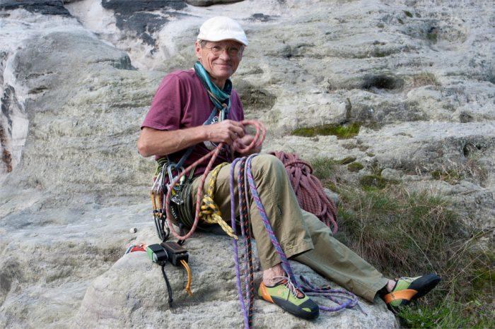 Kletterausrüstung Industrie : Festung aktiv! 2017: interview mit bernd arnold climbing.de