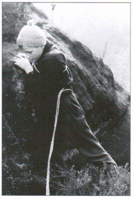 Bernd Arnold als Kind Panoramafels (c) Archiv Arnold