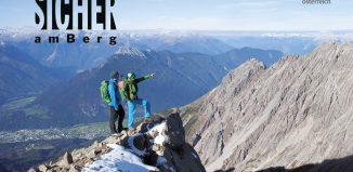 ÖAV stellt sein 'Booklet Bergwandern' vor (c) ÖAV/Klaus Kranewitter