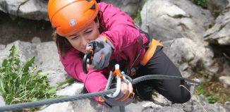 SAAC 2017: Kostenlose Klettersteig-Camps (c) SAAC