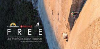 FREE - Big Wall Climbing in Yosemite with Jorg Verhoeven and Katha Saurwein (c) La Sportiva