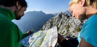Jubiläum: Zehn Jahre Alpenvereinskarten Bayerische Alpen (c) DAV/Wolfgang Ehn