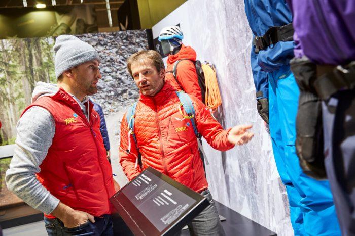 ISPO Trendbericht: Sicher und komfortabel vom Boden bis zum Berg (c) ISPO München