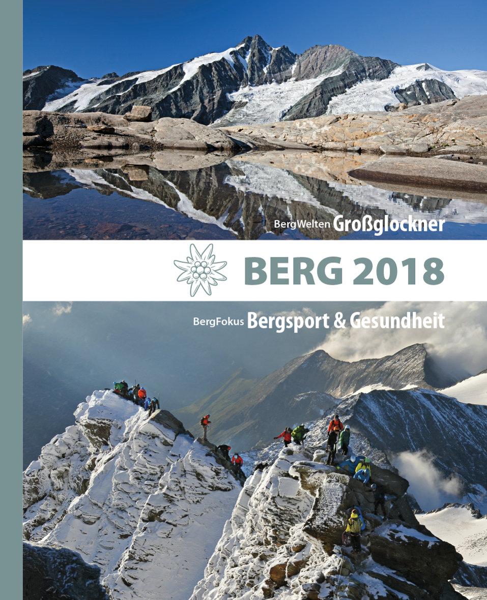 Alpenvereinsjahrbuch BERG 2018 (c) Tyrolia-Verlag