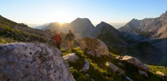 DAV Ratgeber: Herbstwandern in den Alpen (c) Wolfgang Ehn