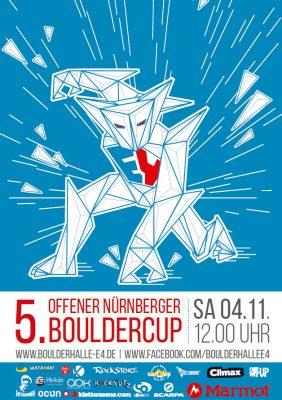 5. Offene Nürnberger Stadtmeisterschaft im Bouldern (c) Boulderhalle E4