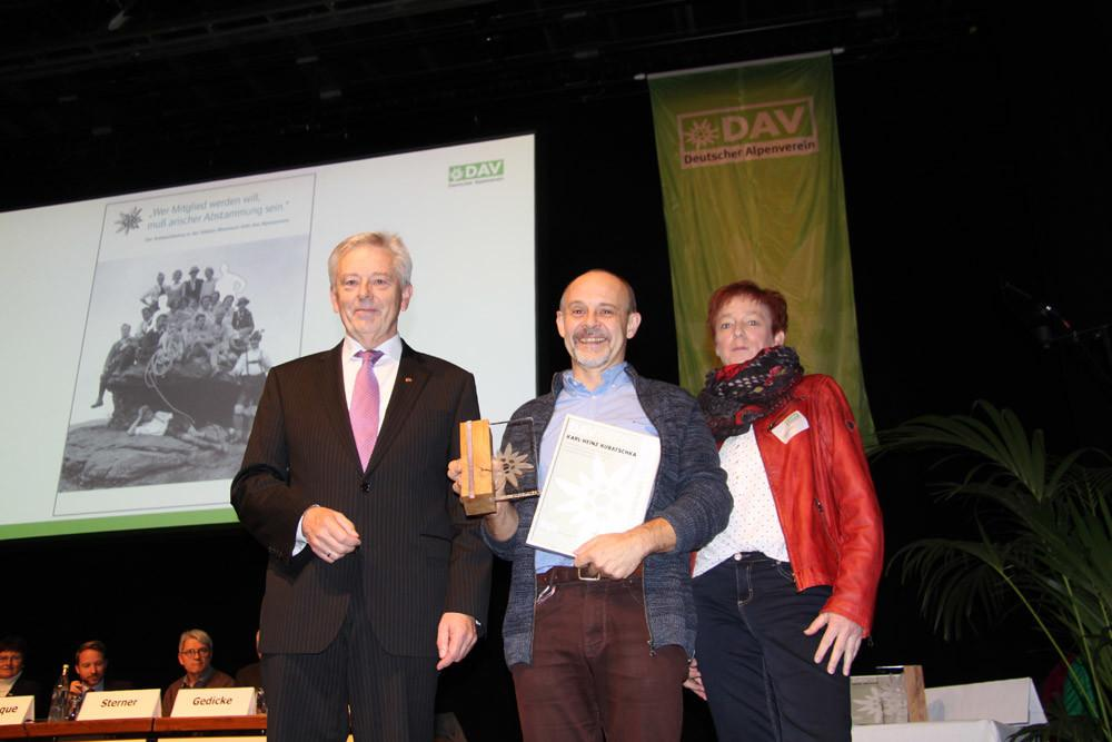DAV-Hauptversammlung 2017 (c) DAV